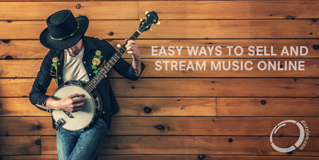 stream your music online