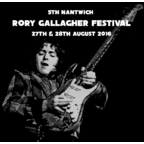 Nantwich Rory Gallagher Festival