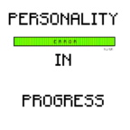 personality in progress official merch