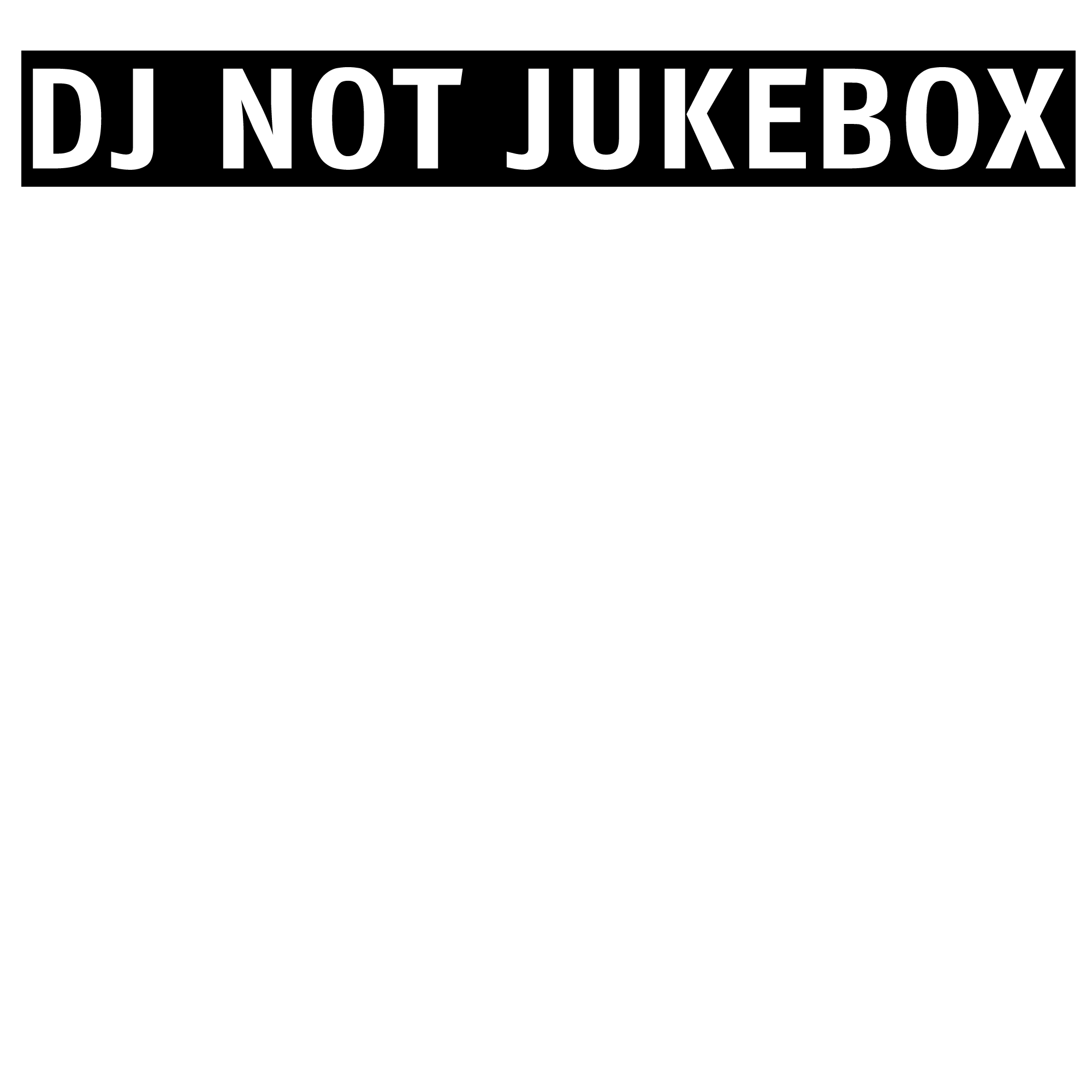 Not Jukebox