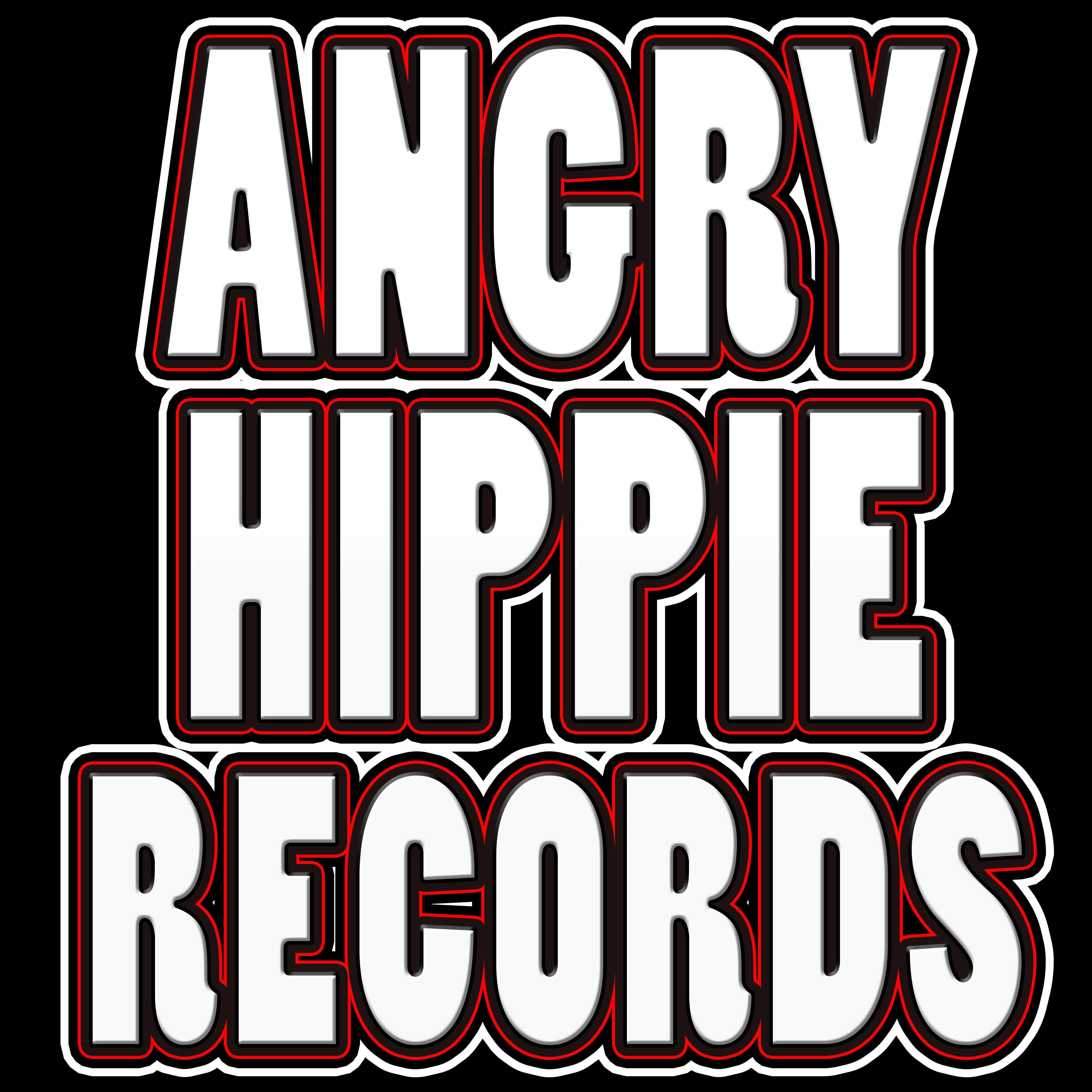 Angry Hippie Records Merch