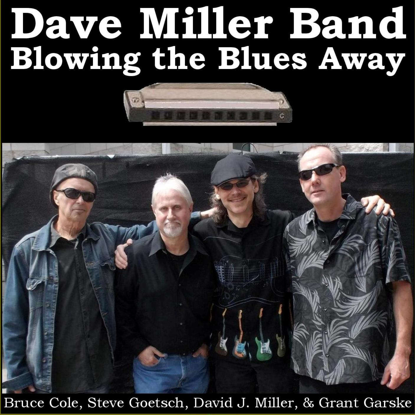 Dave Miller Band Merchandise on dizzyjam