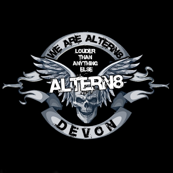 Altern8 Merch