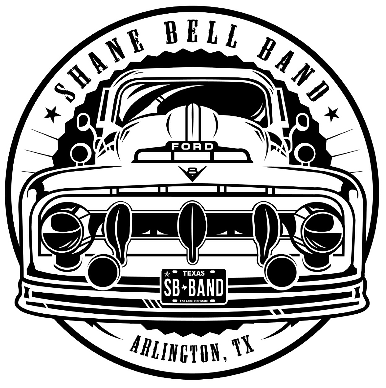 The Shane Bell Band Merchandise (Official)