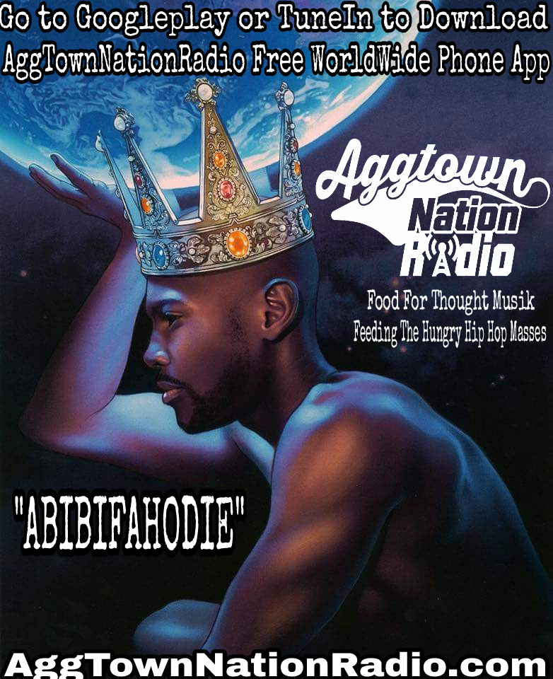 "AggTown Nation Radio"" ABIBIFAHODIE SHOP"""