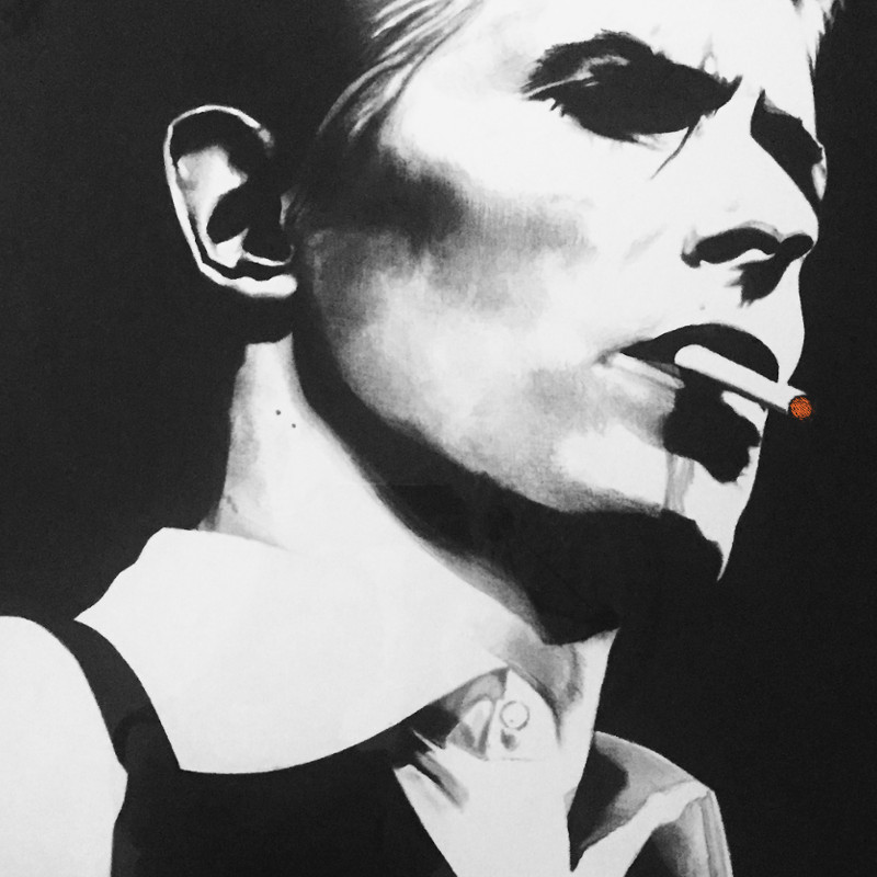 Bowie - Thin White Duke