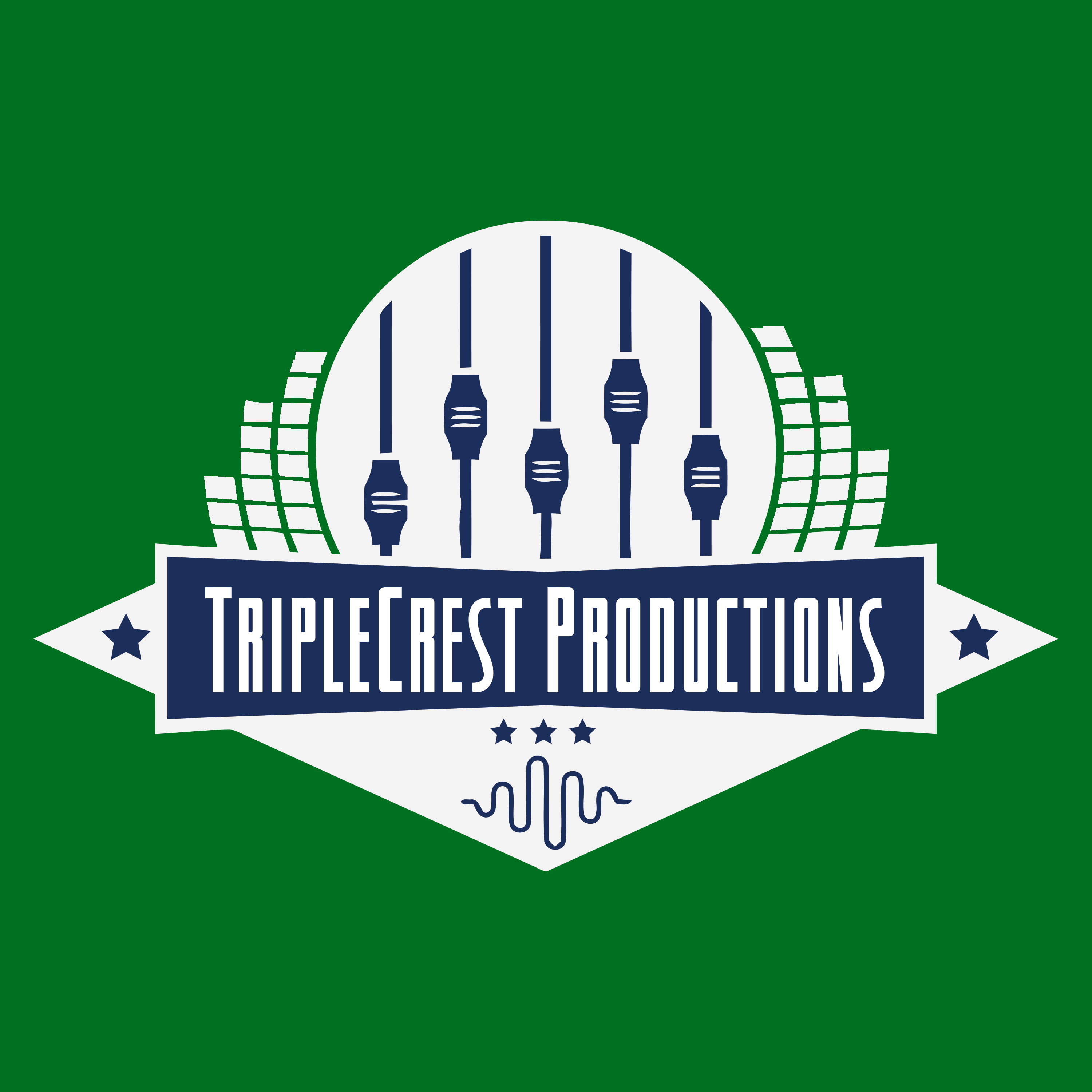 TripleCrest Productions Merch Store