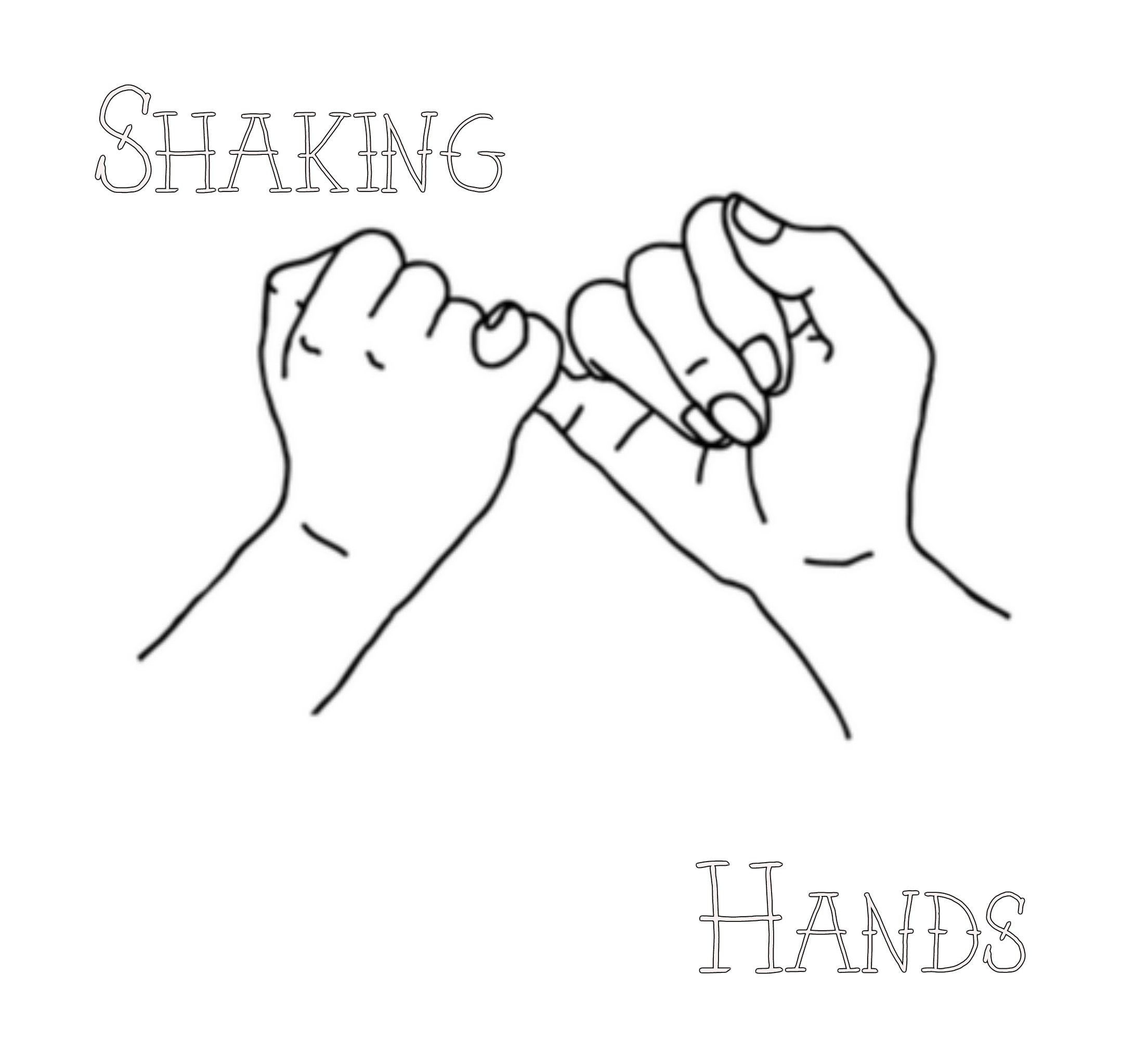 Shaking Hands - One Stop. Merch Shop.