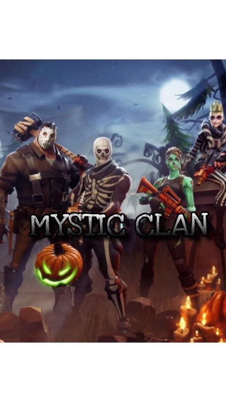 Mystic Clan merch YT