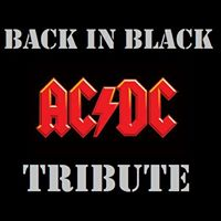 BACK IN BLACK ACDC TRIBUTE UK