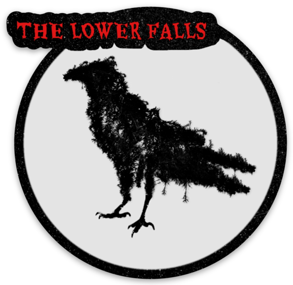 The Lower Falls merchandise
