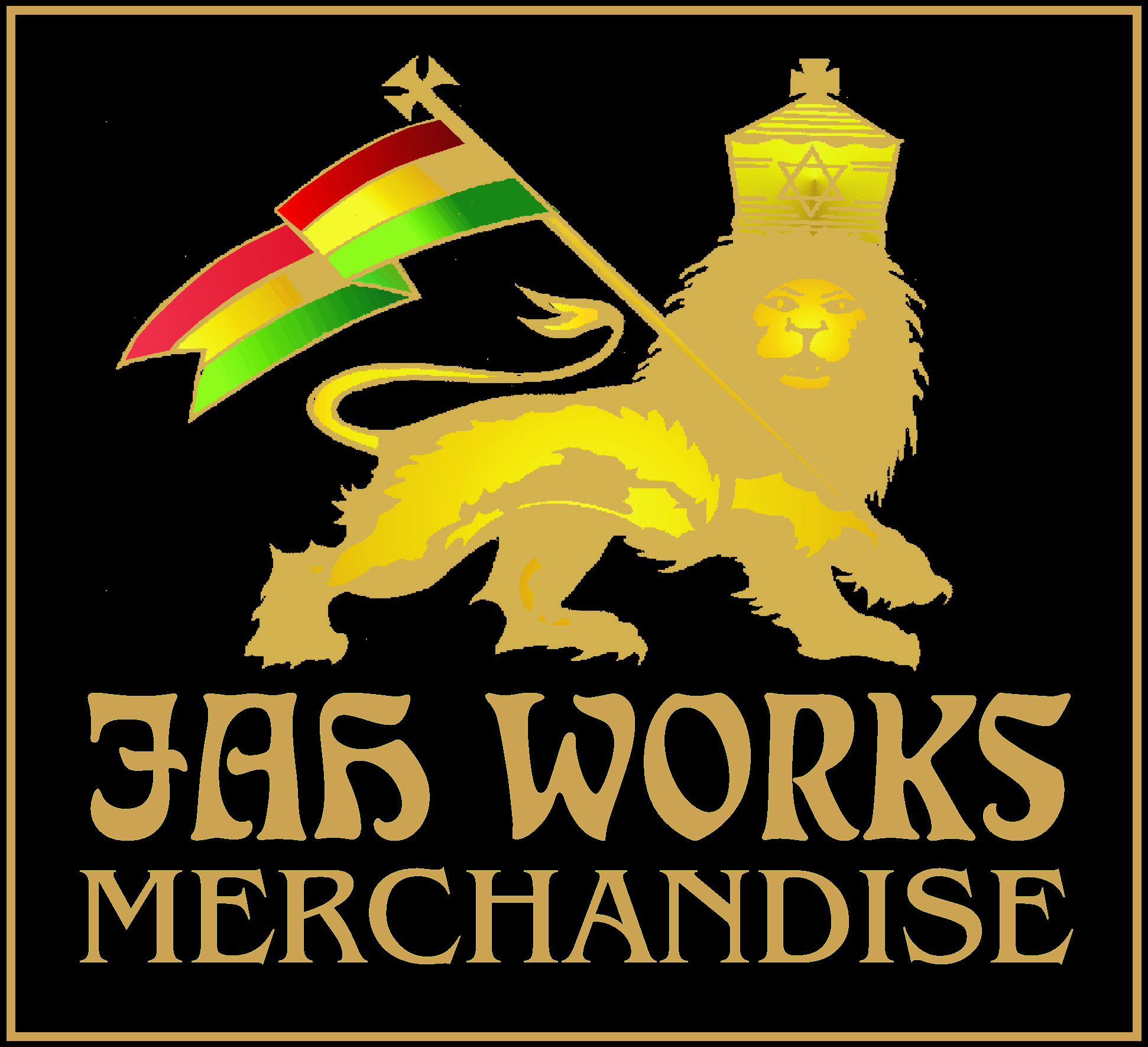 JAH WORKS MERCHANDISE