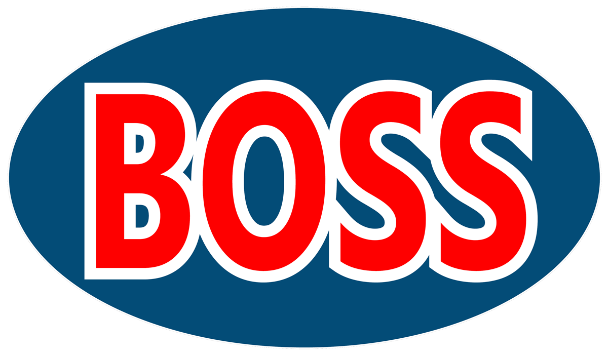 BOSS 2019 Merchandise