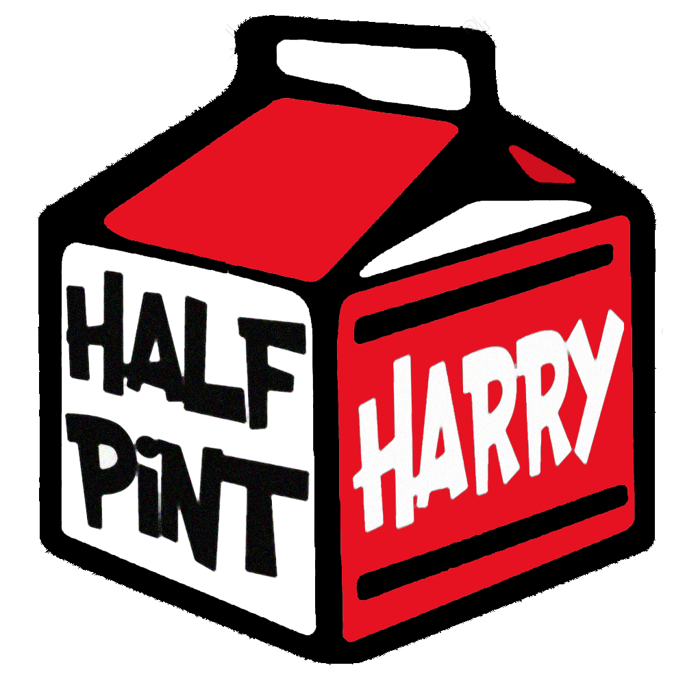 Half Pint Harry Merch