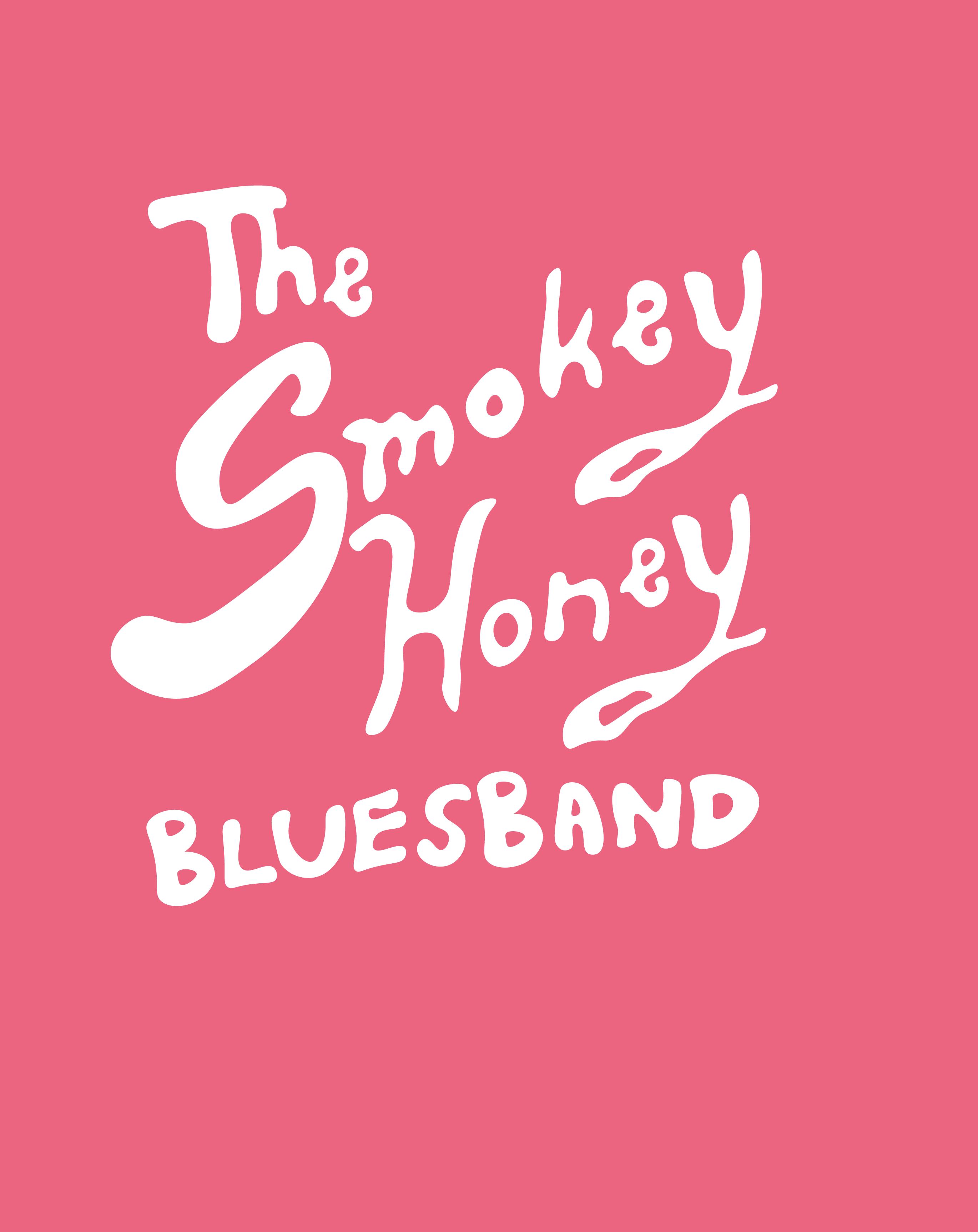 Smokey Honey Merch