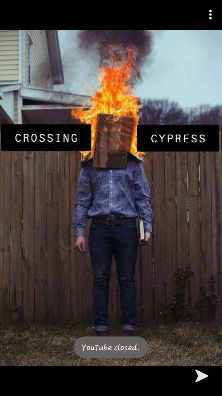 Crossing Cypress