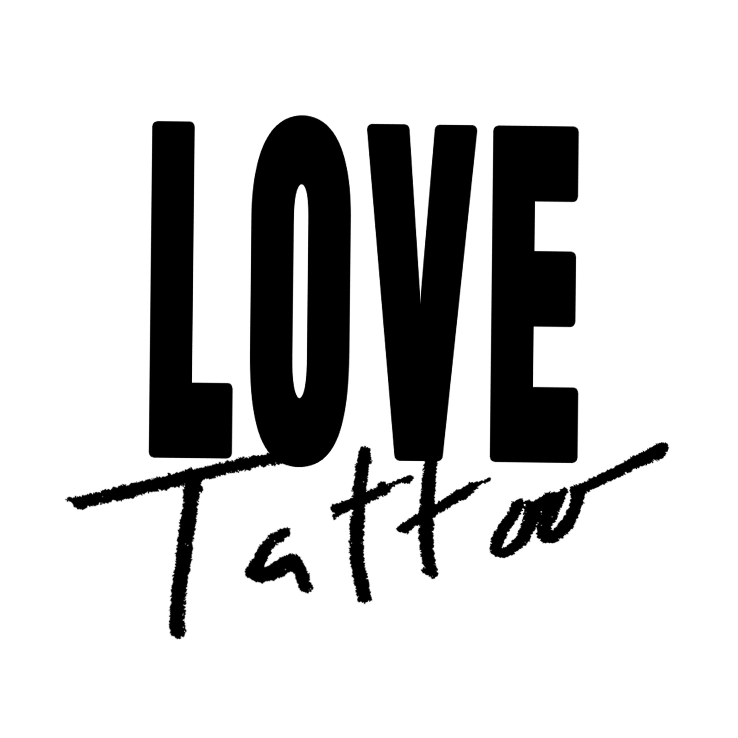 Love Tattoo Merchandise
