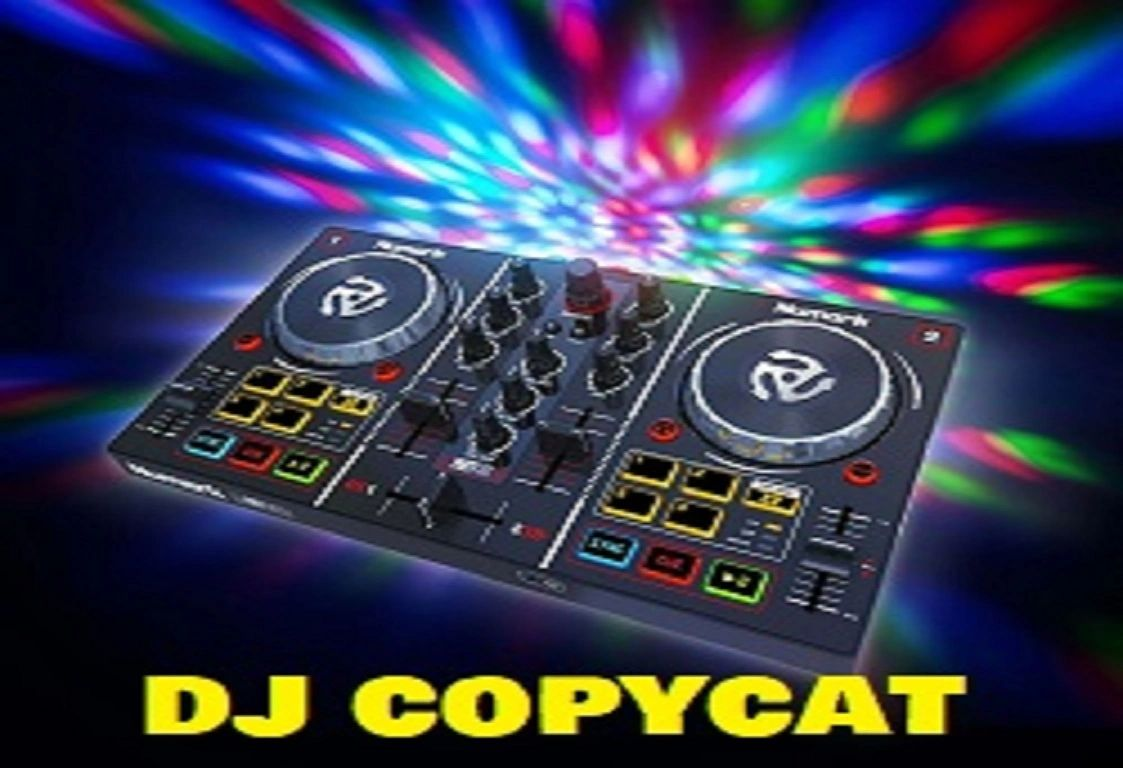 DJ Copycat merchandise