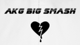 AKG Big Smash Merch