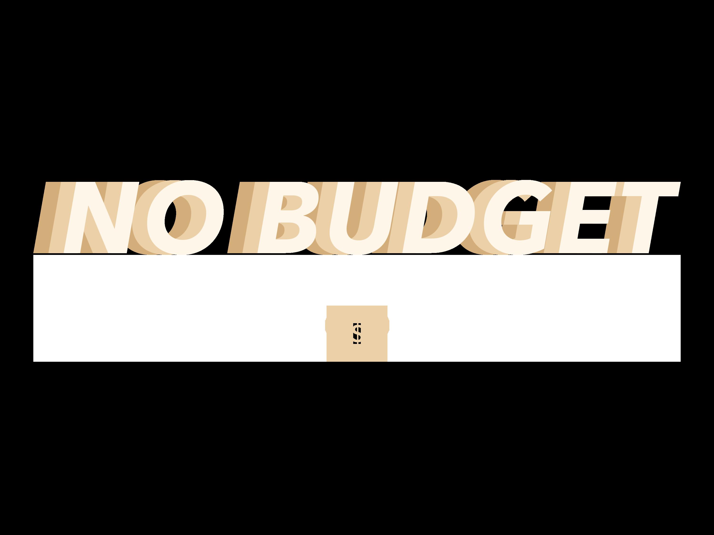 NO BUDGET - LOVE MONEY SERIES