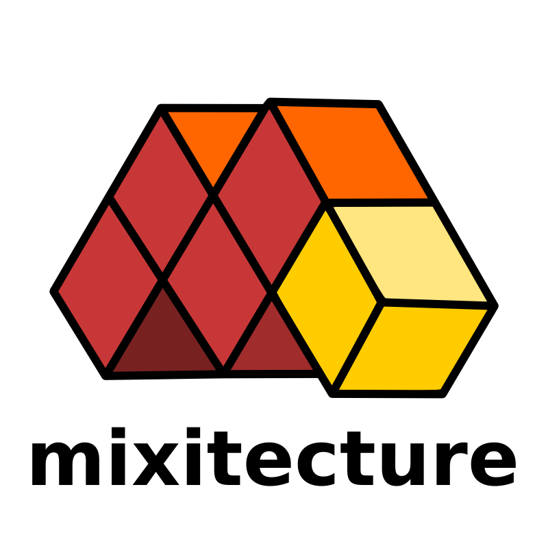 Mixitecture Merch
