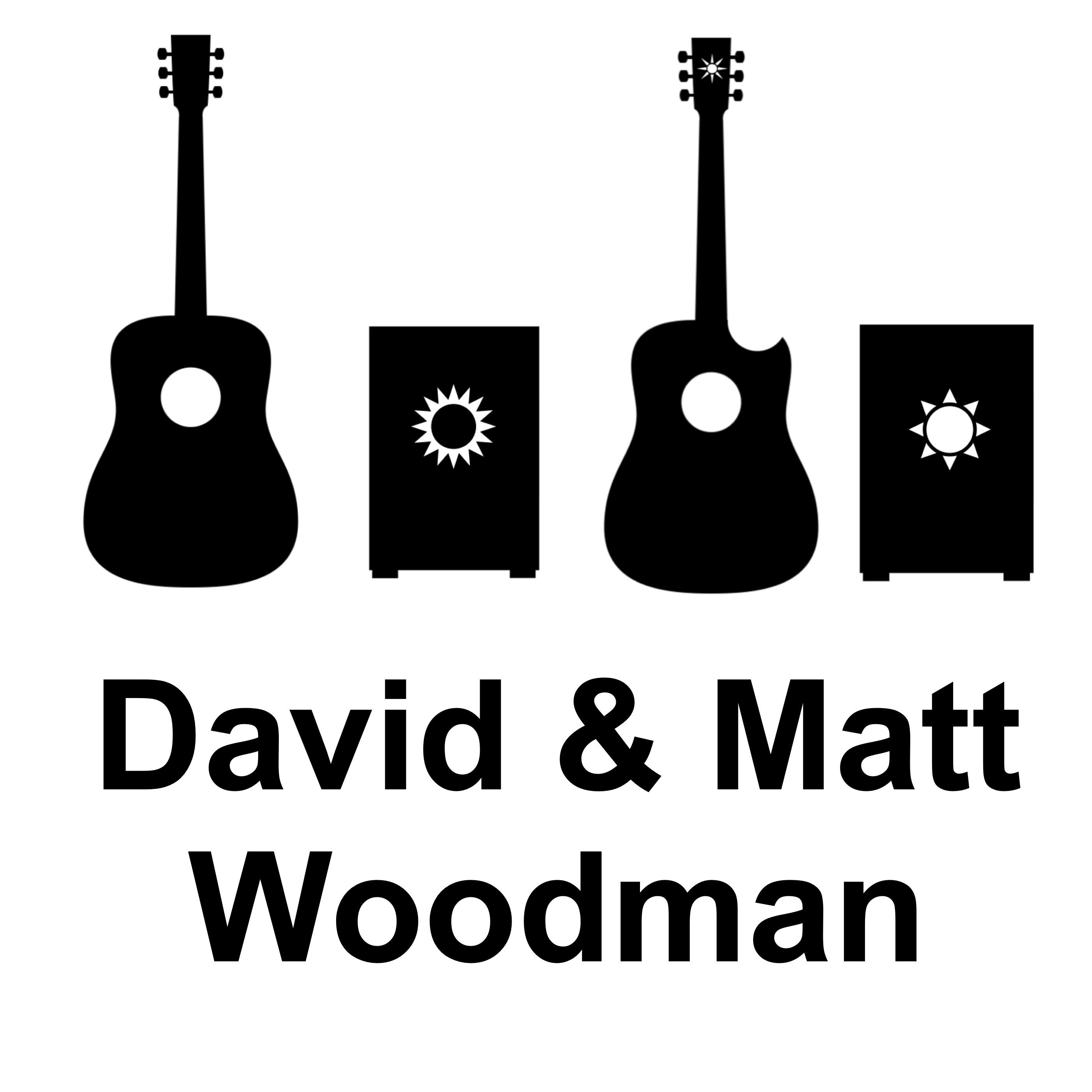 David and Matt Woodman