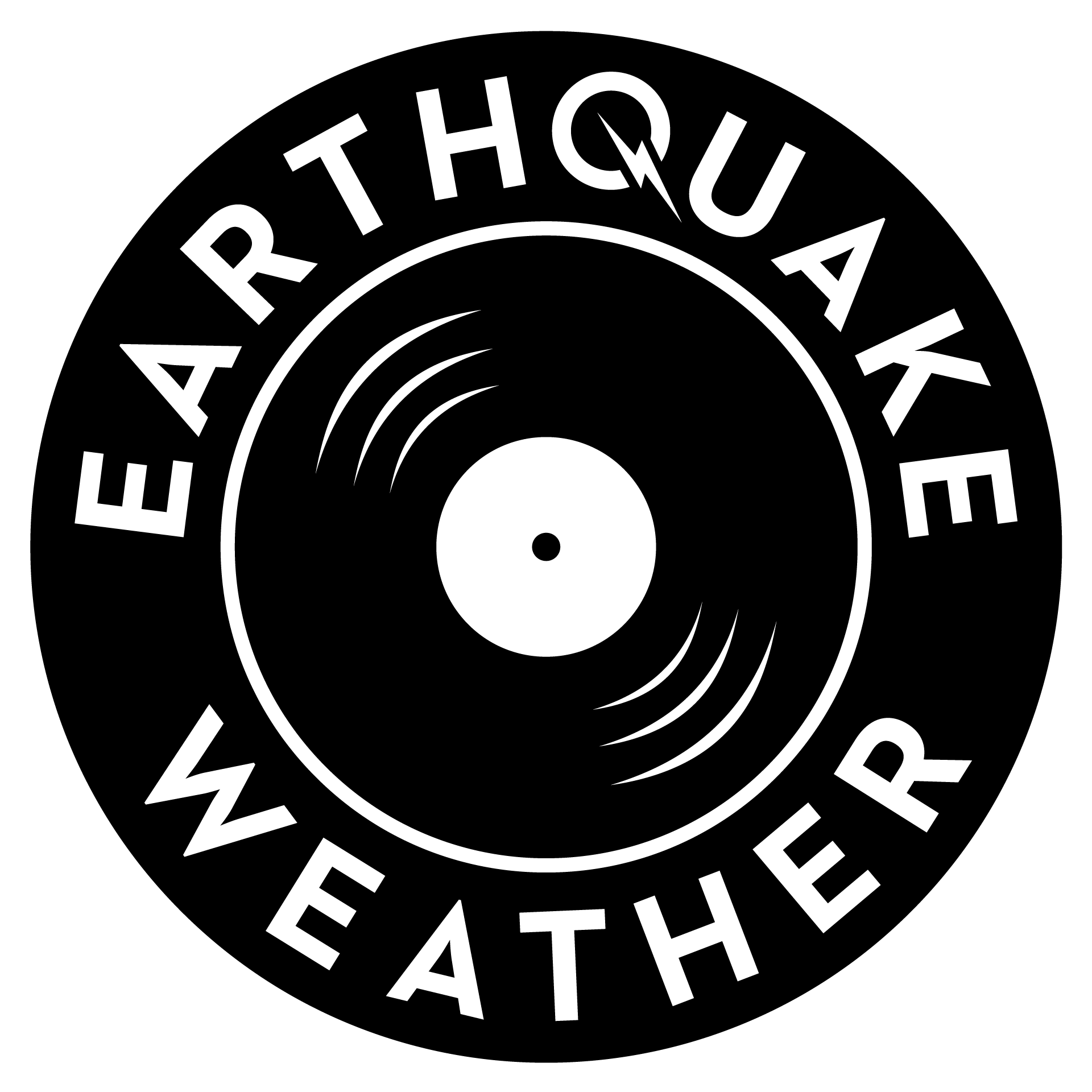 JVIZ Presents Earthquake Weather Merchandise
