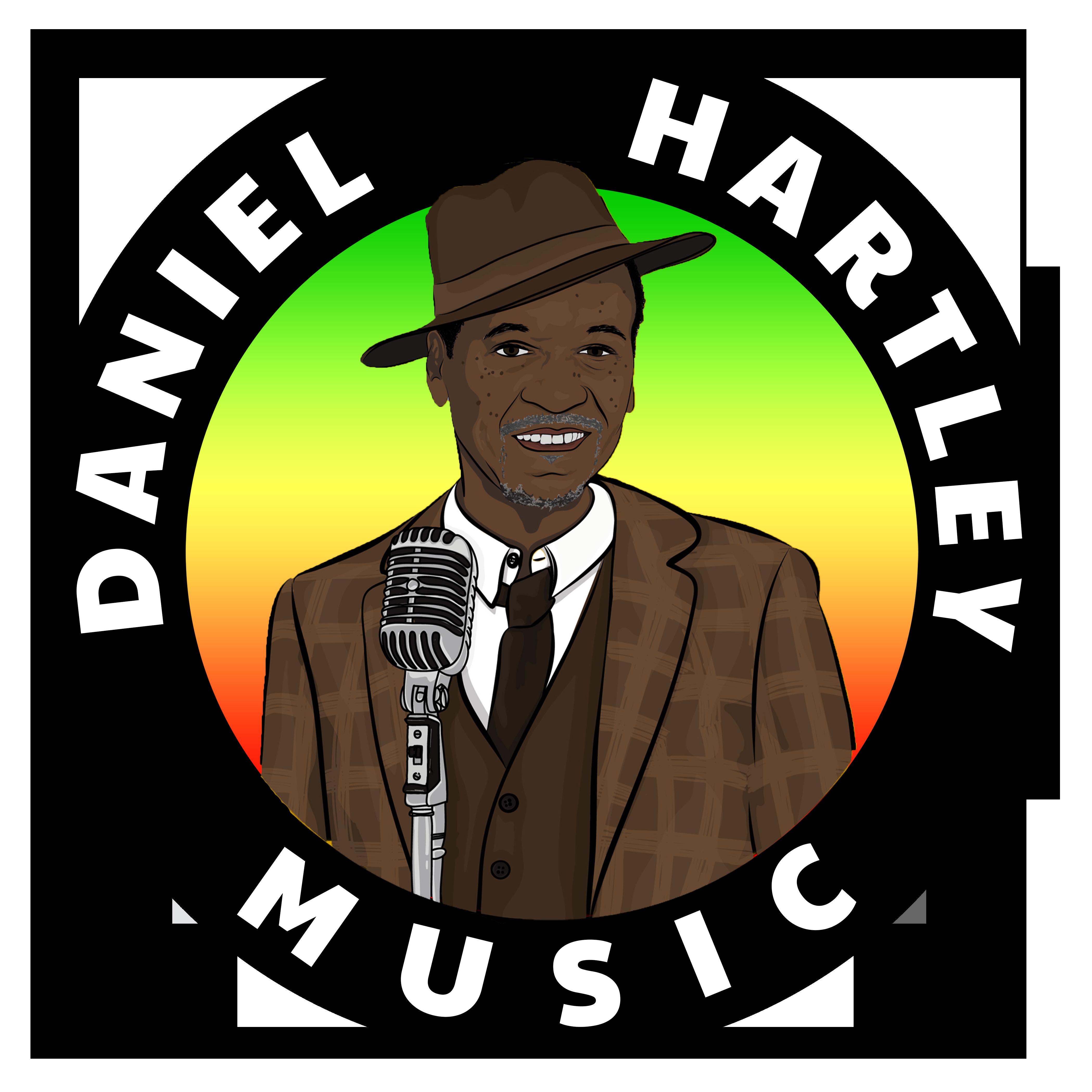 Daniel Hartley Music Merch Table