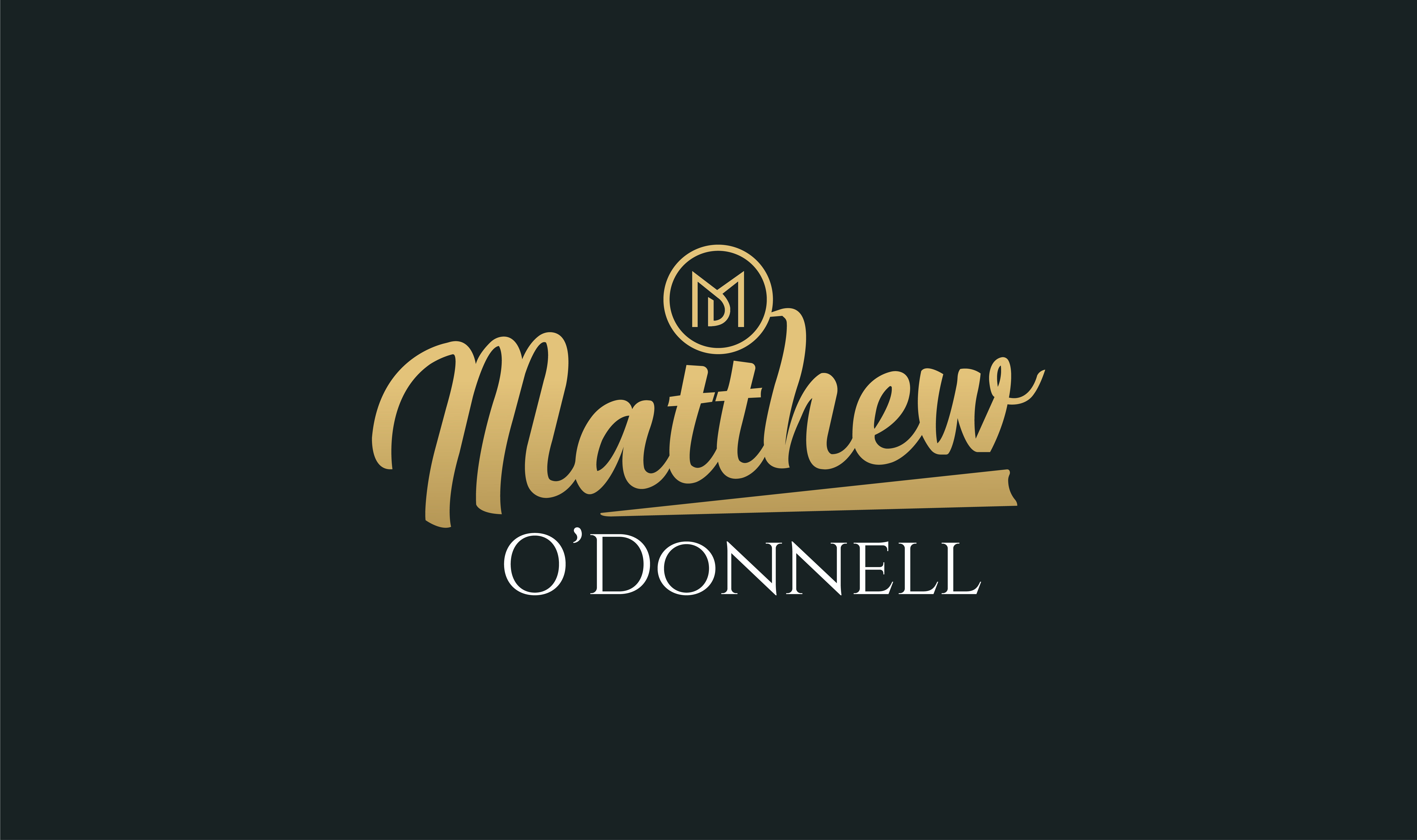 Matthew O'Donnell Merchandise Store