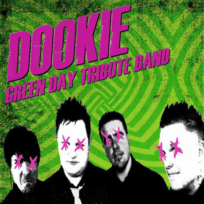 Dookie The UK's No.1 Green Day Tribute official merchandise