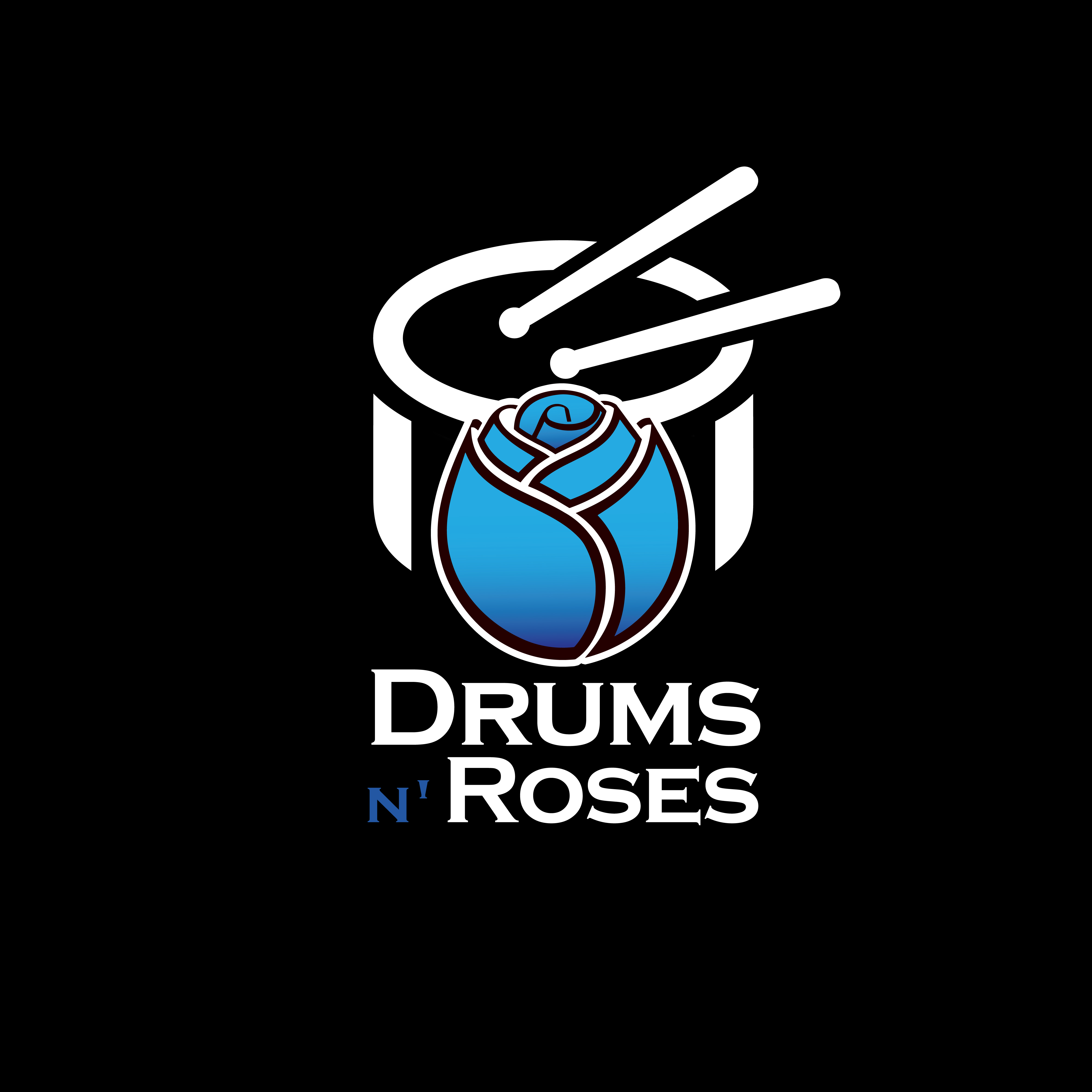 Drums N' Roses Merchandise