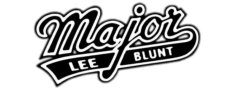 Major Lee Blunt Official